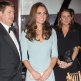 Kate Middleton aux Photographer of the Year Awards