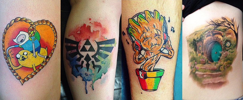 40+ Tattoo Ideas For the Ultimate Geek