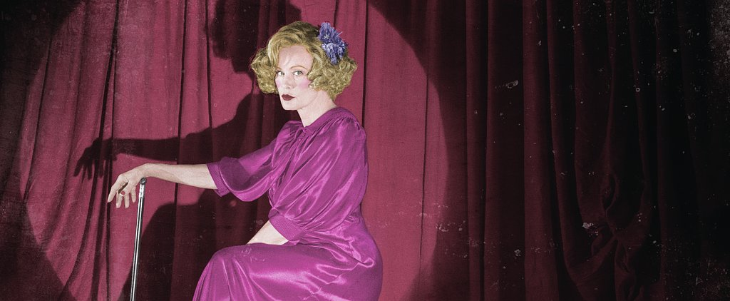 Jessica Lange Covers Lana Del Rey on American Horror Story: Freak Show