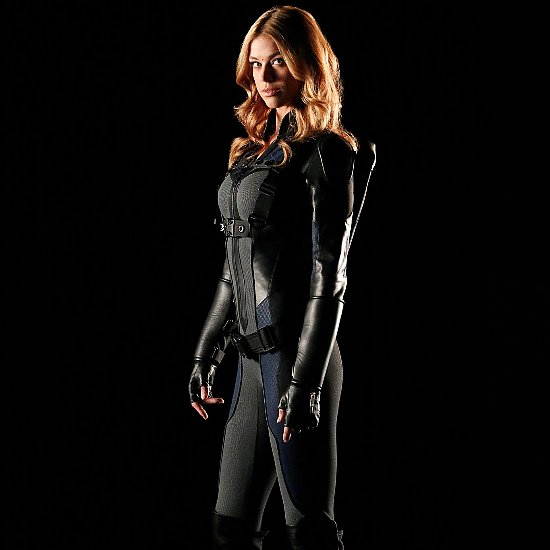 Here's the First Look at Adrienne Palicki as Mockingbird, the New Avenger