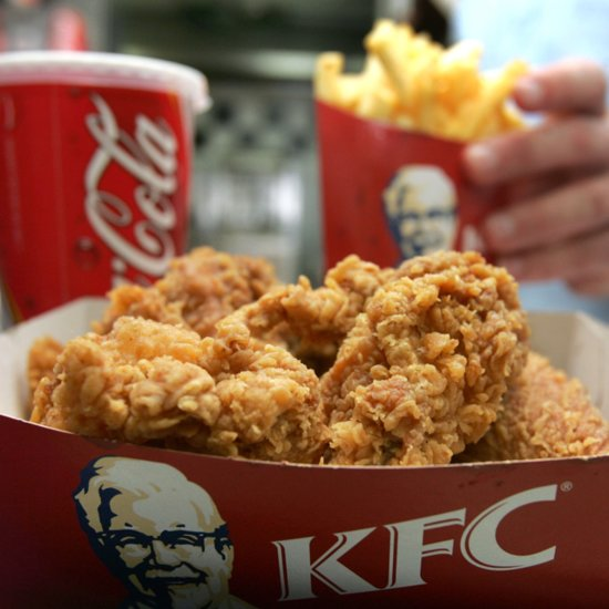 Woman Gets Dumped, Spends an Entire Week in KFC to Cope