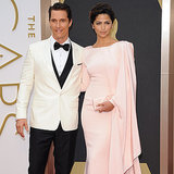 Matthew McConaughey Tells GQ Camila Alves Gave Ultimatum