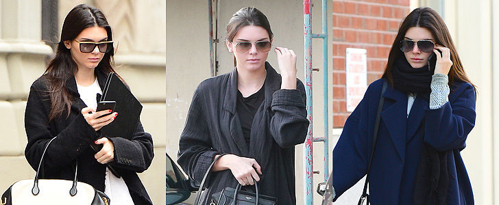 Kendall Jenner's Favorite Fall Outerwear Will Take You a Long Way