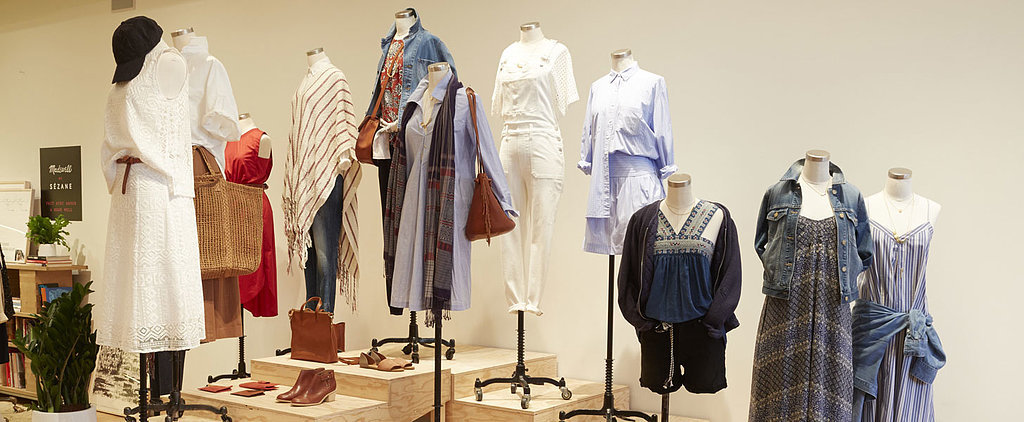Sneak Peek Madewell Spring '15