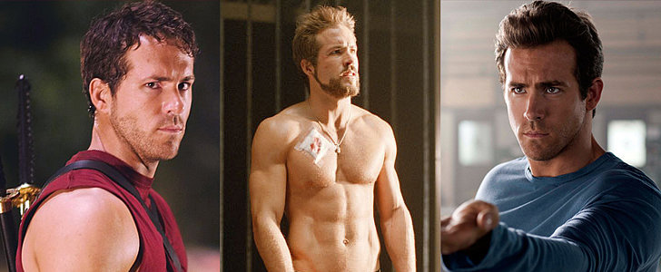 Ryan Reynolds's Sexiest Movie Roles