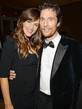 Matthew McConaughey's Leading Ladies (and Adorable Kids!) Toast & Roast Him
