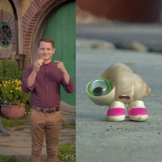 Totally Trending: Marcel the Shell, High-Flying Hobbits, and Chimney Lady!