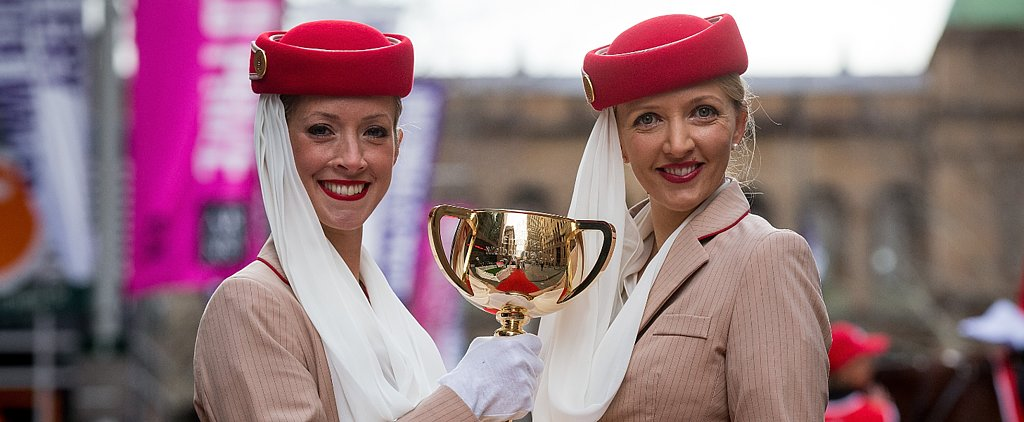 These Flight Attendants Live by a Stricter Dress Code Than You Do