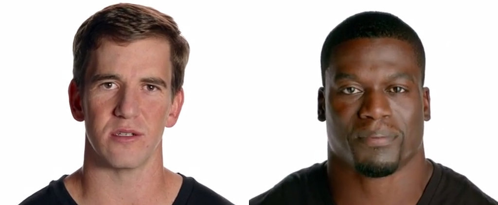 "NFL Players Speak Out Against Domestic Violence in This ""No More"" PSA"