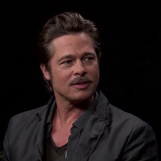 Video of Brad Pitt on Between Two Ferns