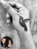 Robin Williams's Daughter Zelda Unveils New Tattoo to Honor Her 'Poppo' (PHOTO)