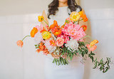 This Wedding Is Filled With Prints and Pops of Color!