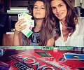 Cindy Crawford's 13-Year-Old Daughter Is Her Mini-Me!