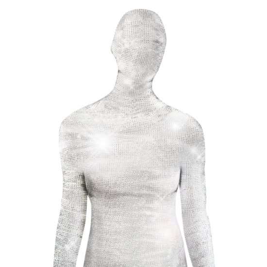 Diamond-Covered Halloween MorphCostume13