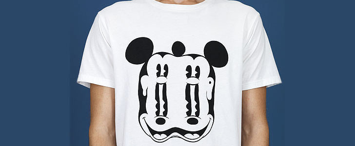 You're Going to Want to See This Slightly Twisted Mickey Mouse