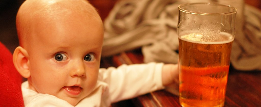 Do Babies Belong in Bars? This Dad Says Yes!