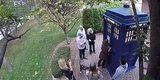'Doctor Who' Fan Proposes To Girlfriend With Epic Homemade TARDIS