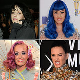 Watch Katy Perry Transform Right Before Your Eyes