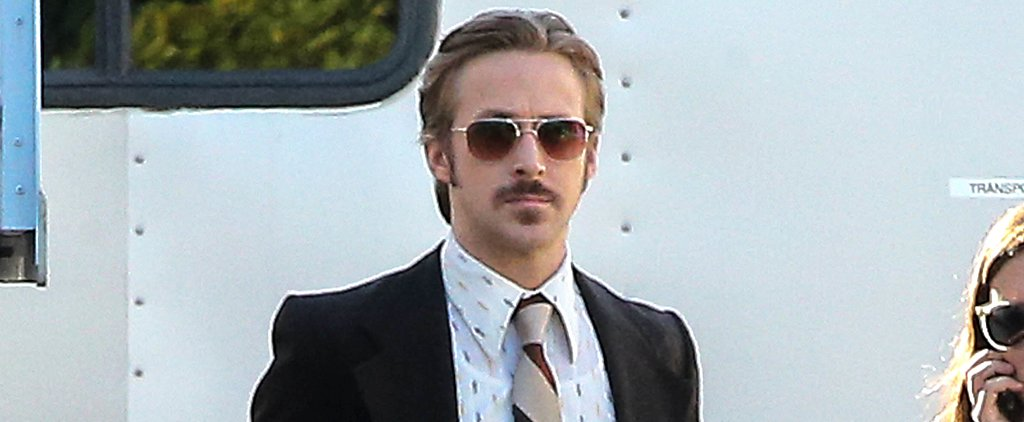 Ryan Gosling Emerges For the First Time Since Becoming a Dad!