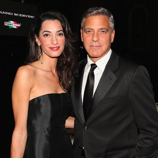 George and Amal Go Even Bigger For Their Second Wedding Celebration