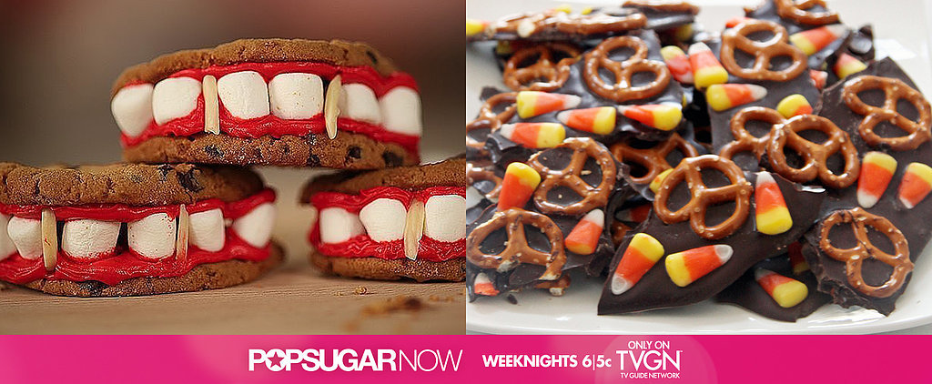 This Week on POPSUGAR Now: Count Down to Hallloween!