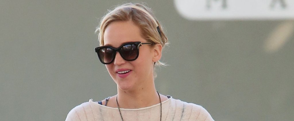 Jennifer Lawrence Is All Smiles After Splitting From Chris Martin