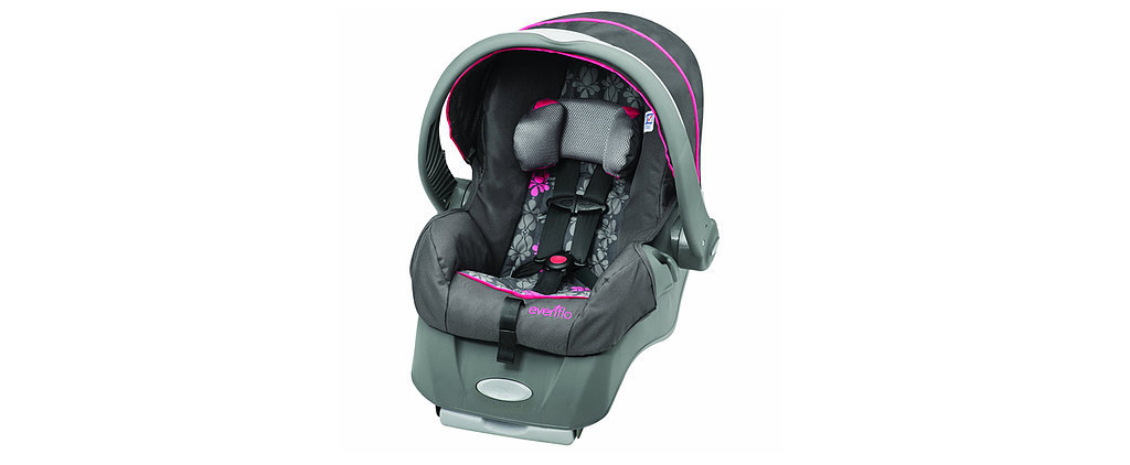 Recall Alert! Evenflo Increases Recall to 1.5 Million Car Seats