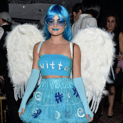 These Celebs Are Serving Up Some Last-Minute Halloween Costume Inspiration