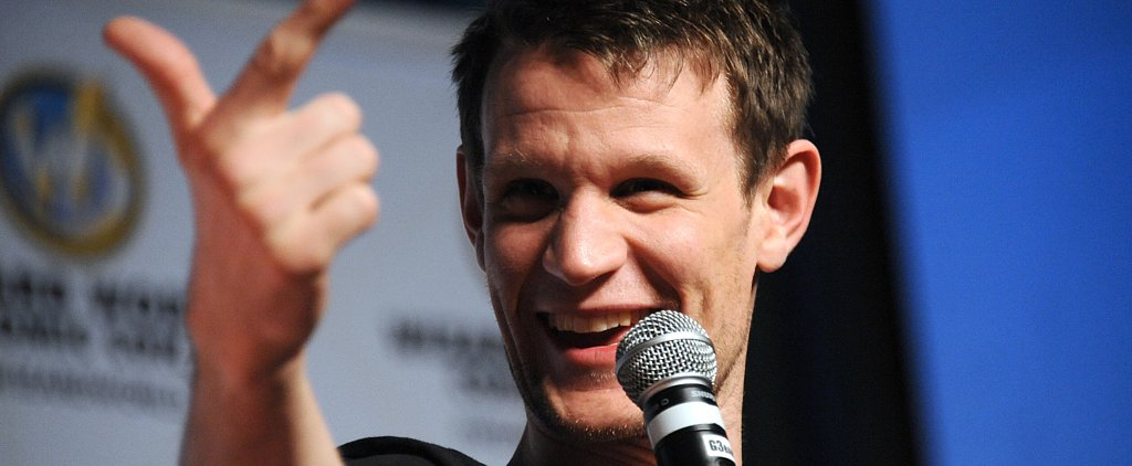 Matt Smith Will Always Be Our Favorite Doctor
