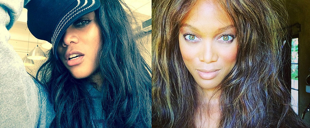 Tyra Banks's Selfie Tips Will Make You Look Like a Supermodel