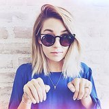 Lauren Conrad's Short Hair 2014