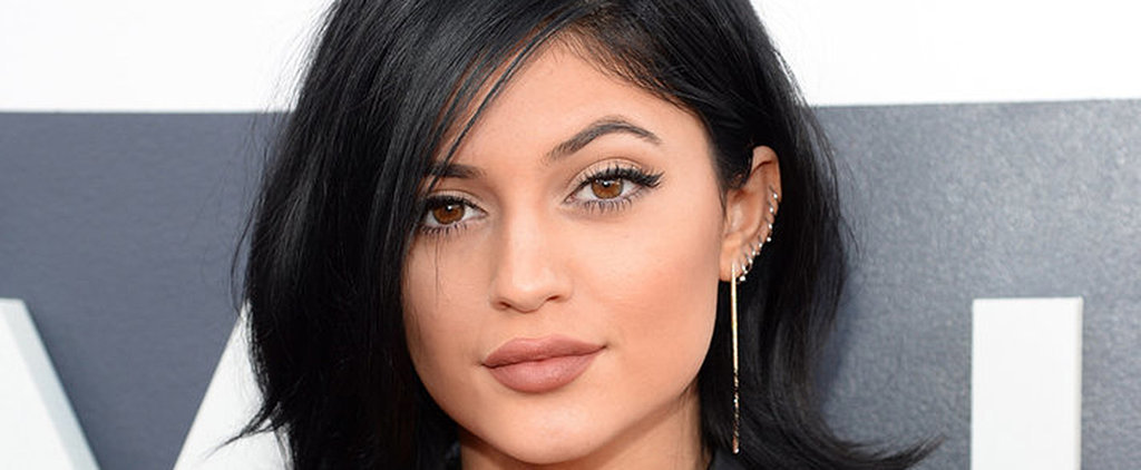 Kylie Jenner Finally Takes to Twitter to Talk About Her Pumped-Up Pout
