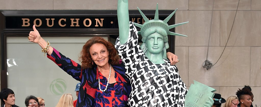 The Statue of Liberty Is About to Get All Wrapped Up in DVF