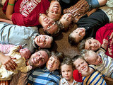 Boy or Girl? Family with 12 Sons Awaits Baby No. 13
