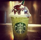 Starbucks is SO Ready for Halloween Thanks to Limited-Time Franken Frappuccinos