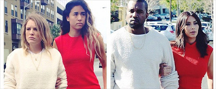 These Insta-Girls Do Kim and Kanye Better Than Kim and Kanye