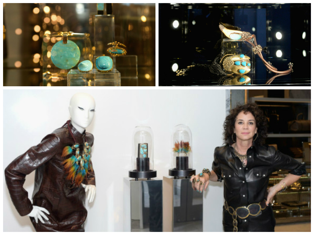 Tom Ford Lisa Eisner Jewelry Collection Accessories Accessory Launch