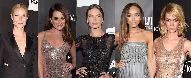 All of the Stars Tried to Outshine One Another on Last Night's Red Carpet