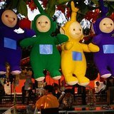 Man Dressed as Teletubby Broke Into Friend's House to Steal His Leftover Chinese Food