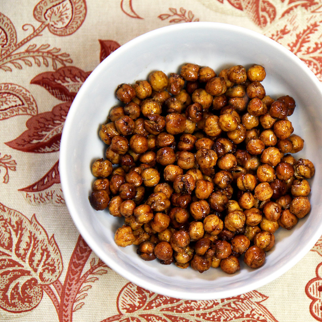 Roasted Honey Cinnamon Chickpeas | POPSUGAR Fitness