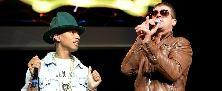 Things Aren't Looking Good For Pharrell and Robin Thicke's Lawsuit