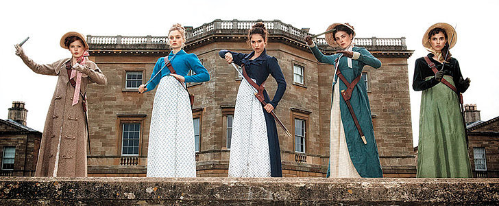 The Fierce First Look at Pride and Prejudice and Zombies Is Here
