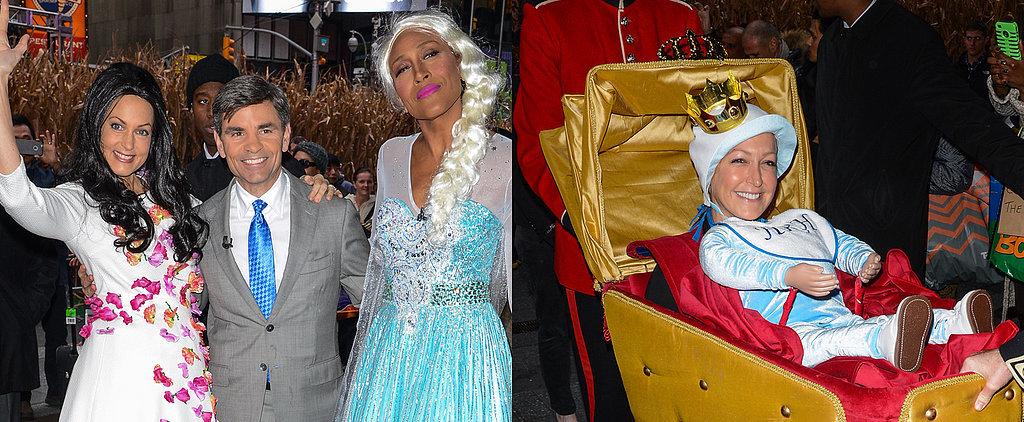 The Good Morning America Crew Went All Out For Halloween This Year