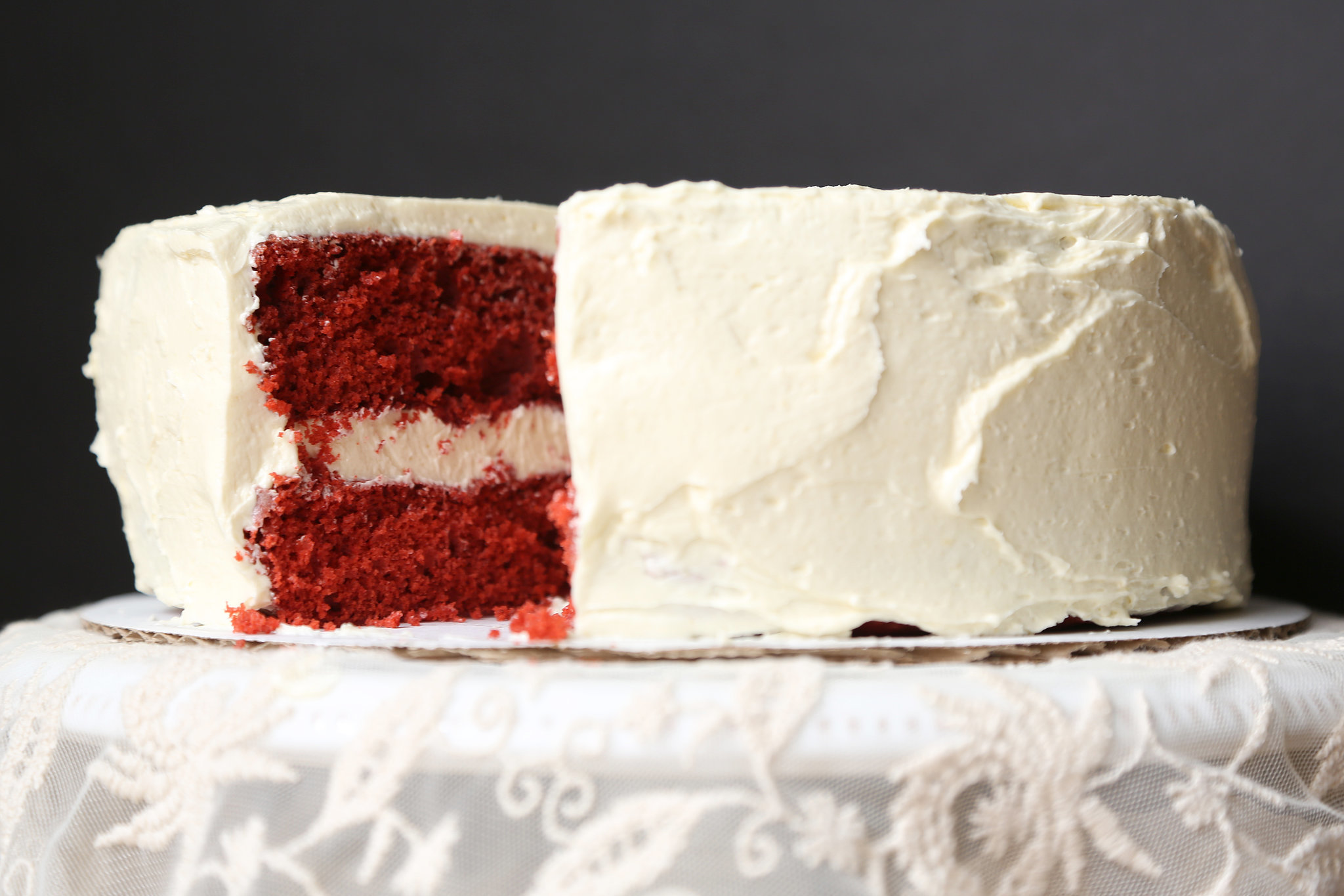 Good Frosting For Red Velvet Cake