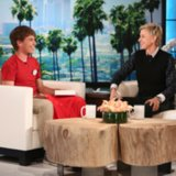 Alex From Target on The Ellen Show Video