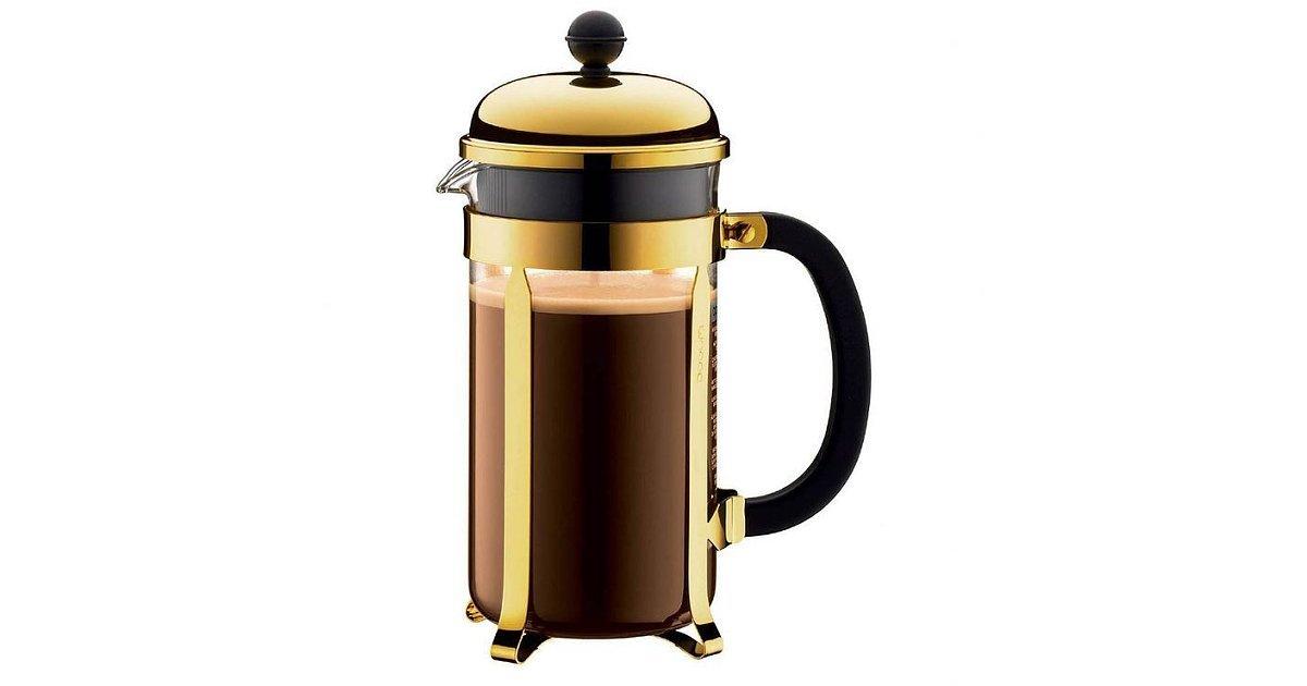 Best French Press Coffee Maker 2014 : French Press POPSUGAR s 100 Best Gifts For 2014 POPSUGAR Celebrity
