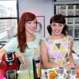 Alie Ward and Georgia Hardstark's Hostessing Tips