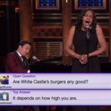 Jimmy Fallon Yahoo Answers Lounge Singers Video