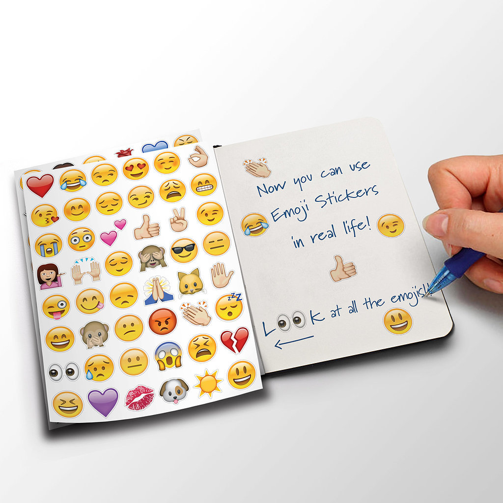 Emoji stickers [22] ($12)