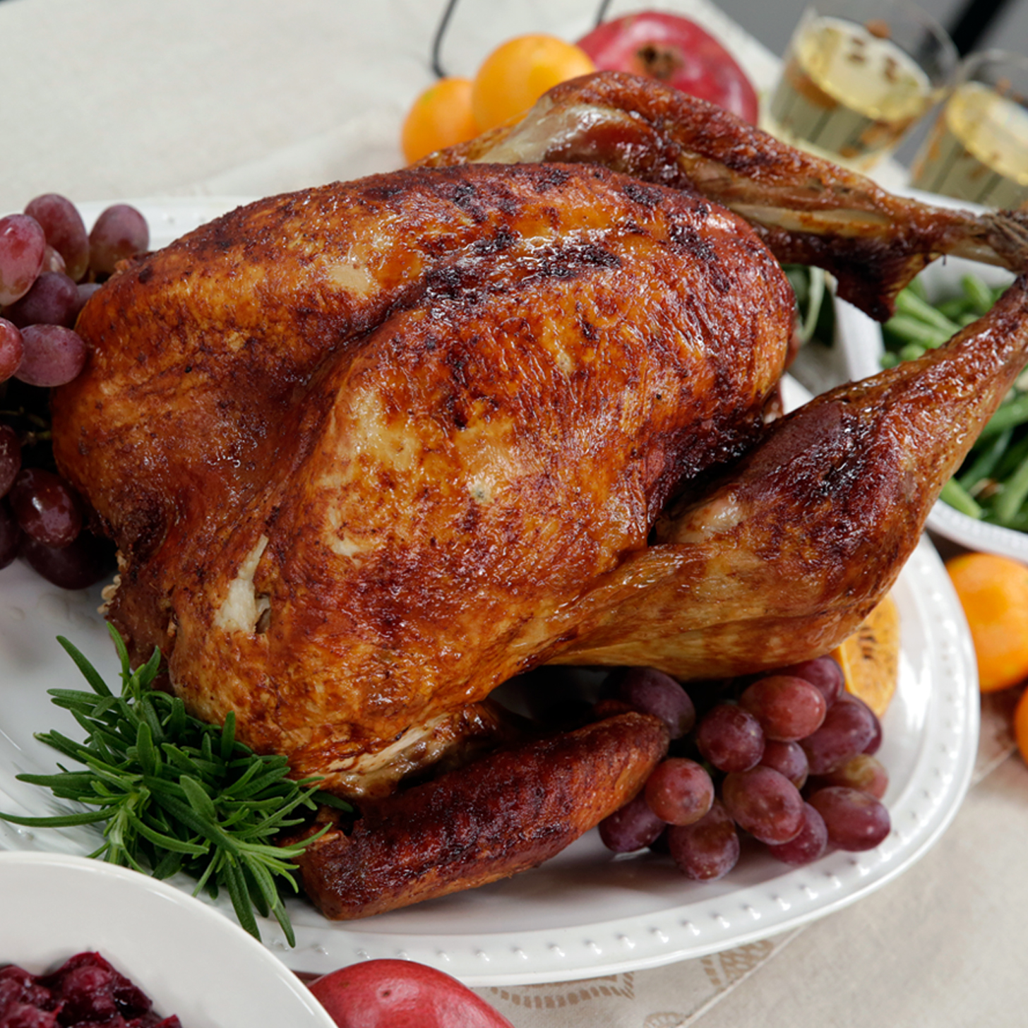 ... tender juicy meat there s a lot to love about deep fried turkey on the
